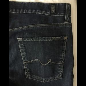 Other - 7 for All Mankind Slimmy Jeans 36 Like New